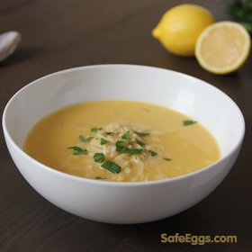 Light and yummy soup #recipe - serve hot or cold.