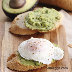 Avocado toast recipe is a great way to start the day. So healthy and delicious!