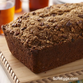 Banana Bread #recipe - perfect for a cool, #fall day. ♨